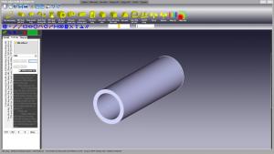 Mô hình ống tròn