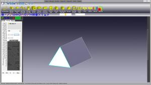 Mô hình nêm tam giác