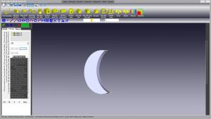 Mô hình khối mặt trăng