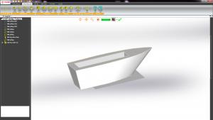 Mô hình tàu thuỷ (Tạo mẫu theo tầng)