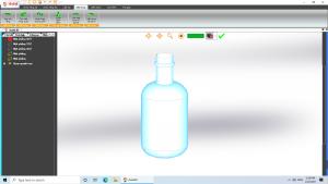 Hướng dẫn thiết kế chai nhựa trong phần mềm iSolid 3D Pro - Giao diện tiếng Việt | Tập 10