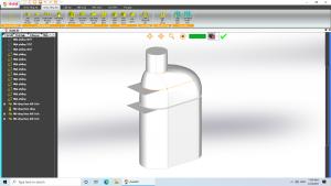 Hướng dẫn thiết kế chai nhựa trong phần mềm iSolid 3D Pro - Giao diện tiếng Việt | Tập 11
