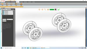 Mô hình hệ bánh xe
