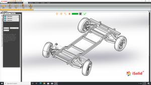Hướng dẫn lắp ráp khung gầm xe hơi trong phần mềm iSolid 3D Pro - Giao diện tiếng Việt | Tập 20