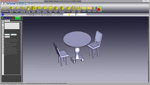 Bộ bàn 02 ghế
