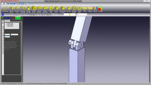 Hệ lắp ráp Cánh tay Robot