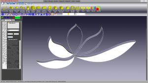 Hoa sen 3D