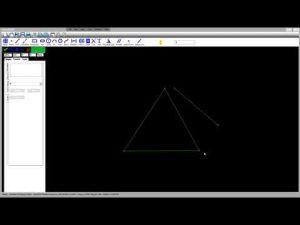 Hướng dẫn vẽ đường thẳng bằng Phần mềm thiết kế GreatCAD 2D phiên bản 1.0.8.0 | Thế Giới CAD