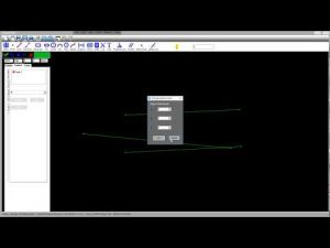 Hướng dẫn vẽ đường nét bằng Phần mềm thiết kế GreatCAD 2D phiên bản 1.0.8.0 | Thế Giới CAD