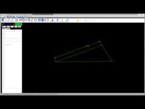 Xác định khoảng cách bằng Phần mềm thiết kế GreatCAD 2D phiên bản 1.0.8.0 | Thế Giới CAD