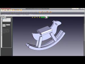 Hướng dẫn thiết kế bằng phần mềm thiết kế iSolid 3D - Thiết kế đồ chơi trẻ em bập bênh | Tập 2