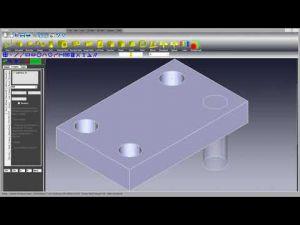 Hướng dẫn vẽ tấm 3D bằng phần mềm thiết kế iSolid 3D