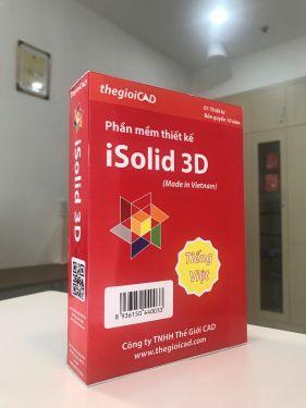 Tải về Phần mềm thiết kế iSolid 3D - Phiên bản Tiếng Việt 1.0.0.2 ( RLC012019 )