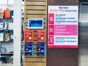 Giới thiệu Phần mềm thiết kế iSolid 3D và GreatCAD 2D tại Nhà Sách FAHASA Xuân Thu - Quận 1