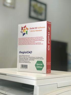 Phần mềm thiết kế iSolid 3D