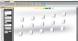 Hướng dẫn tạo mẫu tuyến tính trong phần mềm thiết kế iSolid 3D Pro - Giao diện tiếng Việt | Tập 6