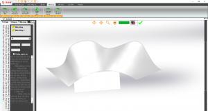 Hướng dẫn tạo mặt cong (Surface) trong phần mềm iSolid 3D Pro - Giao diện tiếng Việt | Tập 7
