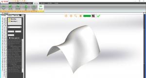 Hướng dẫn tạo mặt cong từ spline trong phần mềm iSolid 3D Pro - Giao diện tiếng Việt | Tập 8