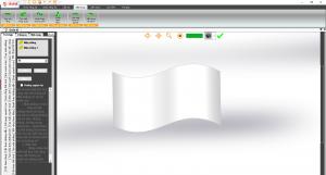 Hướng dẫn tạo mặt cong spline trong phần mềm iSolid 3D Pro - Giao diện tiếng Việt | Tập 9