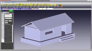 Mô hình ngôi nhà 3D