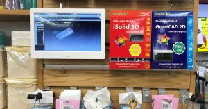 Giới thiệu Phần mềm thiết kế iSolid 3D và GreatCAD 2D tại Nhà Sách FAHASA Nguyễn Huệ - Quận 1