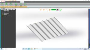 Hướng dẫn tạo tấm tôn trong phần mềm iSolid 3D Pro - Giao diện tiếng Việt | Tập 14