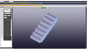 Hướng dẫn thiết kế cầu thang trong phần mềm iSolid 3D tiêu chuẩn - Giao diện tiếng Việt | Tập 26