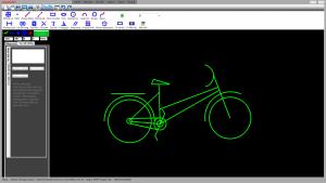 Xe đạp 2D